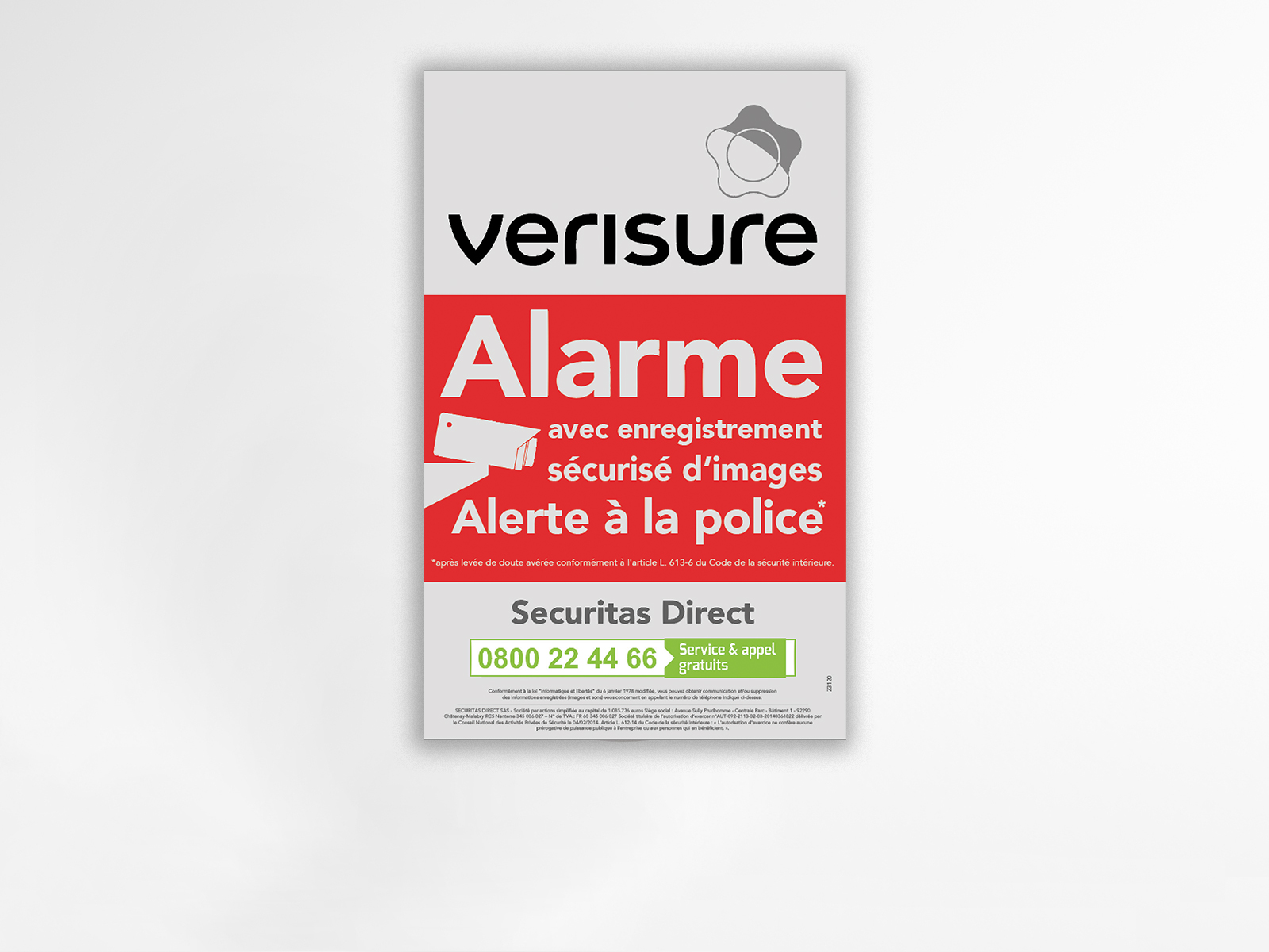 Securitas verisure avis test comparatif alarme