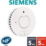 Siemens Delta Reflex alarme incendie