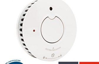 Test de l'alarme incendie Siemens Delta Reflex : le détecteur pas cher