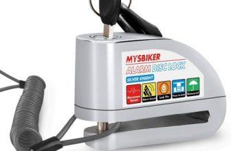 Test et avis de la MysBiker : l'alarme moto au meilleur rapport qualité/prix