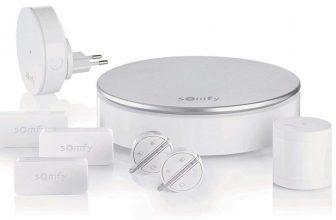 Test/avis de la Somfy Home Alarm : Le top du top ? test et avis